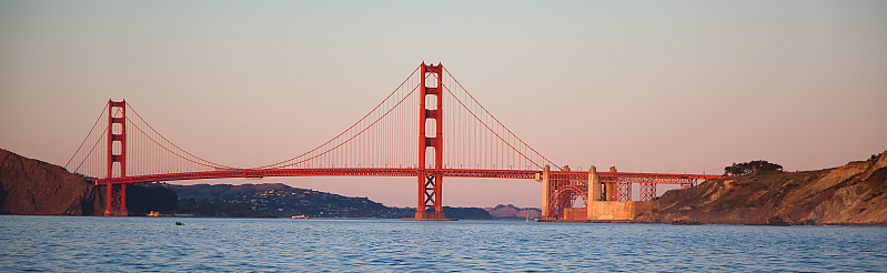 Golden Gate bridge in San Francisco, California. Photo courtesy of Yvonne Israel O'Hare