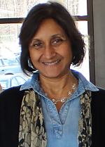 Headshot of Manju Banerjee