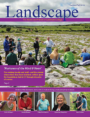 Cover of Landscape: Summer/Fall 2019 edition