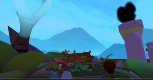 Image from VR Game