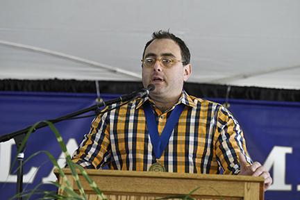 Alumnus Dave Cole '97