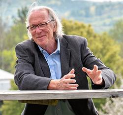 Ken Gobbo, emeritus professor of psychology at Landmark College