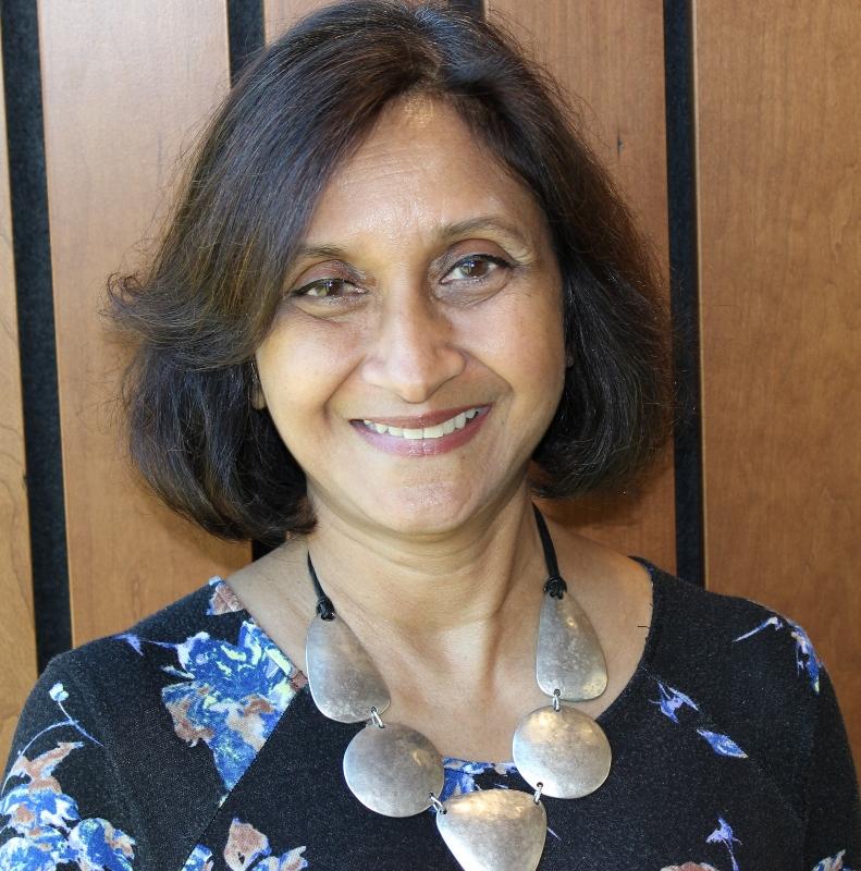 Manju Banerjee headshot