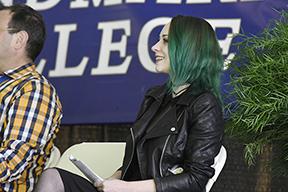 Rhiannon Greywolf, Landmark College student