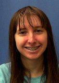 student Brigid Feinstein