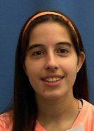 student Ellen Chornoboy