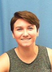 student Sarah Kersey
