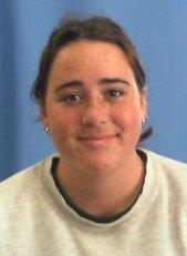 student Gabby Woolgar