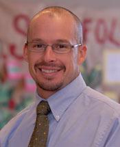 Headshot of Dr. Matthew Marino
