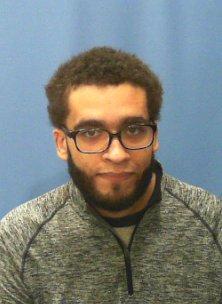 student Nicholas Payne