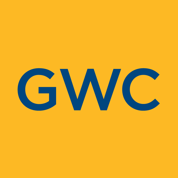 GWC, George Williams College, logo
