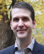 Keynote speaker Brett Miller, Ph.D.